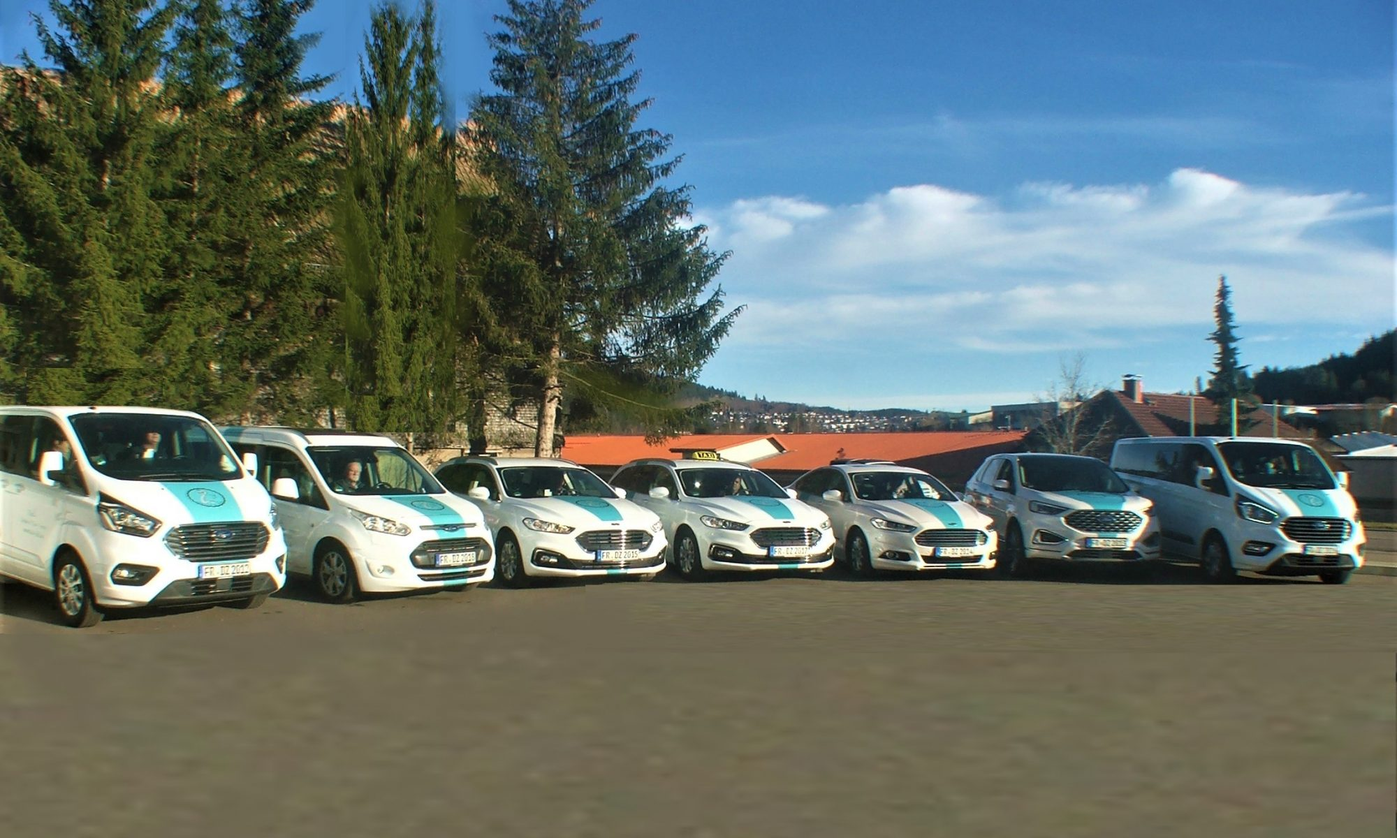 Chauffeur & Taxi Service Titisee